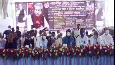 Photo of মাতুয়াইলে জাতির জনক শেখ মুজিবের ৪৫ তম শাহাদাত বার্ষিকী ও জাতীয় শোক দিবস পালন