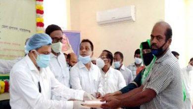 Photo of নারায়ণগঞ্জে কৃষিখাতে ৪০ লাখ টাকা প্রণোদনা ঋণ বিতরণ