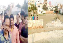 Photo of হাজিগঞ্জে ঈদগাহ'র জায়গায় বসত বাড়ি নির্মাণ : উত্তেজনা, বিক্ষোভ