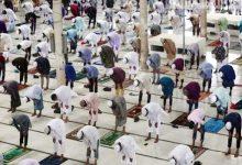 Photo of ঢাকায় বায়তুল মোকাররমে ঈদুল আজহার প্রথম জামাত অনুষ্ঠিত