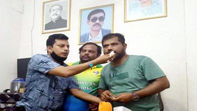 Photo of সিদ্ধিরগঞ্জ থানা স্বেচ্ছাসেবকলীগ নেতা হাজী জহিরুল হকের ৪৫তম জন্মবার্ষিকী পালন